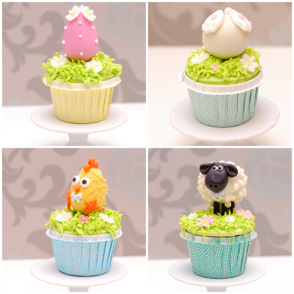 Oster Cupcakes 4 Stk.