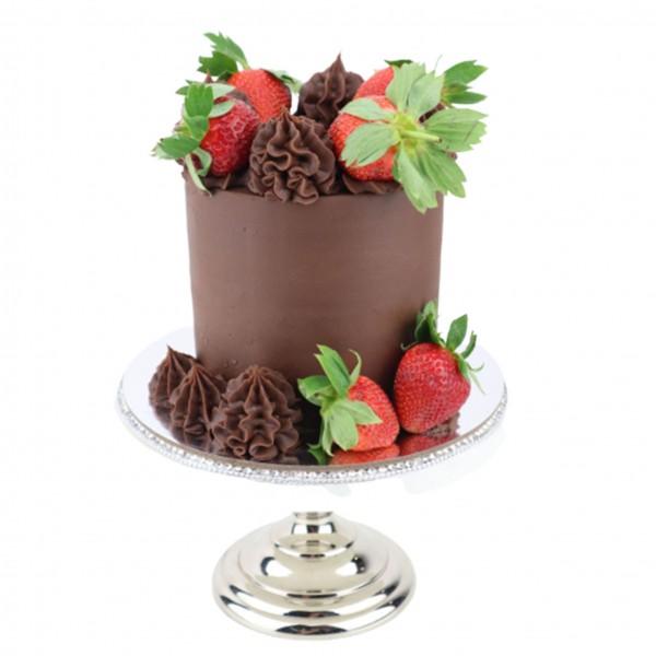 Semi Naked Cake Erdbeere